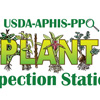 USDA Plant Inspection Station logo